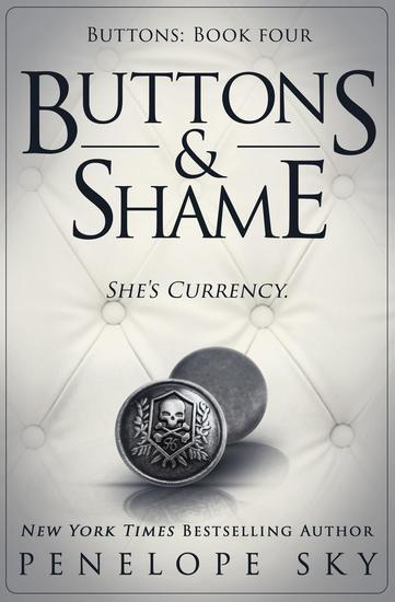 Buttons and Shame - Buttons #4 - cover