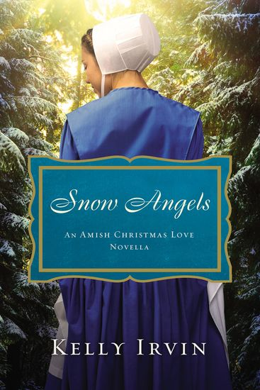 Snow Angels - An Amish Christmas Love Novella - cover