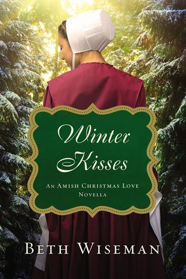 Winter Kisses - An Amish Christmas Love Novella - cover