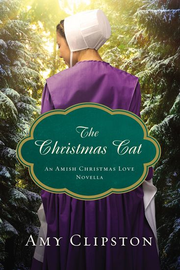 The Christmas Cat - An Amish Christmas Love Novella - cover