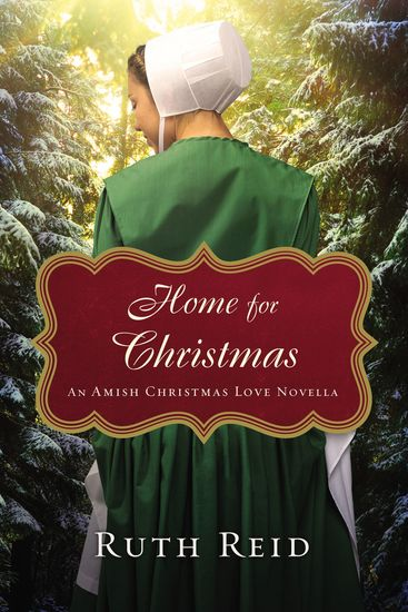Home for Christmas - An Amish Christmas Love Novella - cover