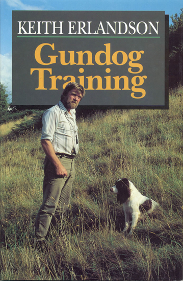 Gundog training - cover
