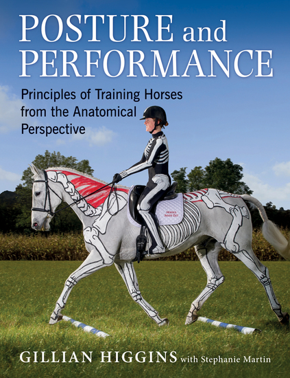 Posture and performance - principles of training horses from the anatomical perpective - cover