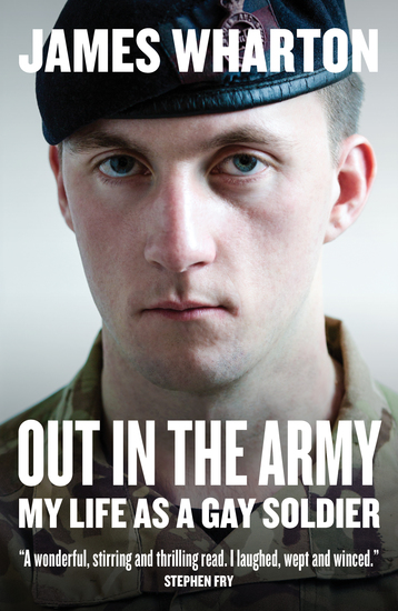 Out in the Army - My Life as a Gay Soldier - cover
