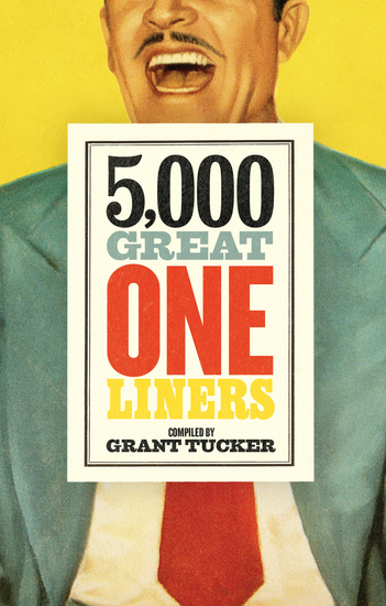 5000 Great One Liners - cover