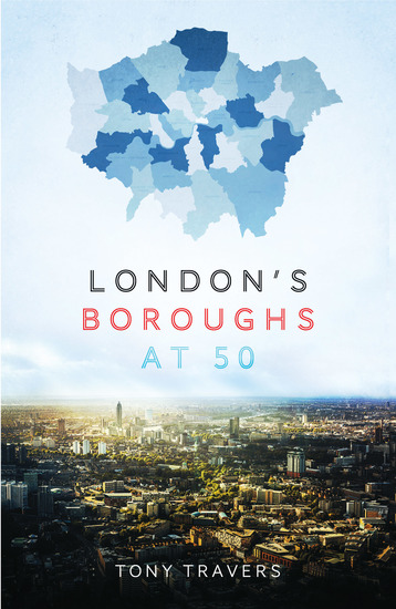 London Boroughs at 50 - cover