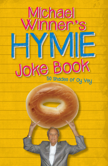 Michael Winner's Hymie Joke Book - cover