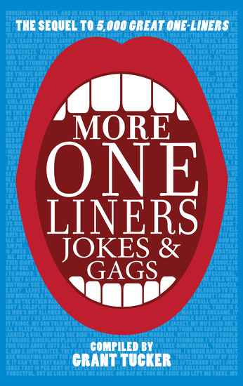 More One Liners Jokes and Gags - cover