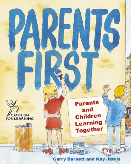 Parents First - Parents and children learning together - cover