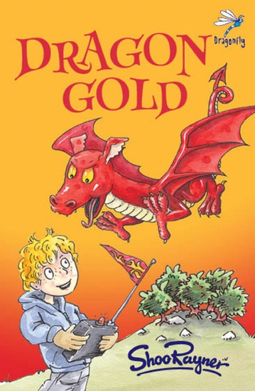 Dragon Gold - cover