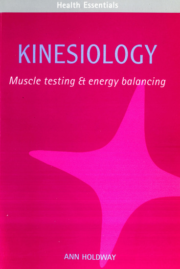 Kinesiology - Muscle testing & energy balancing - cover