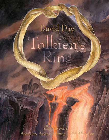 Tolkien's Ring - cover