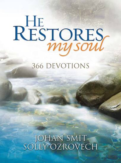 He Restores My Soul - 366 Devotions - cover