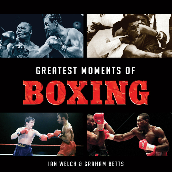 Greatest Moments of Boxing - cover