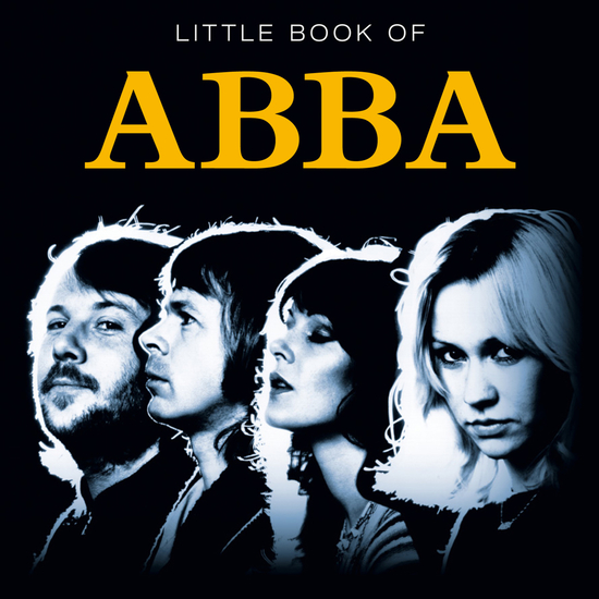 Little Book of Abba - cover