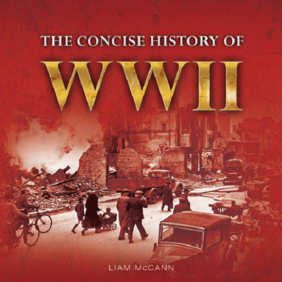 The Consise History of WWII - cover