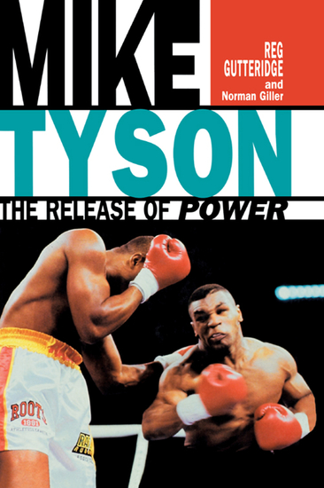 Mike Tyson - The Release of Power - cover