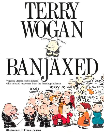 Banjaxed - cover