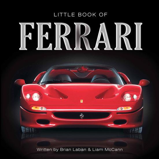 The Little Book of Ferrari - cover