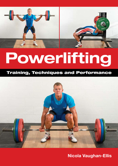 Powerlifting - Training Techniques and Performance - cover