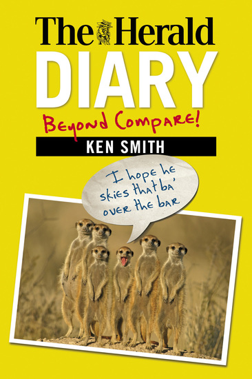 The Herald Diary - Beyond Compare - cover