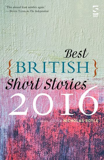 Best British Short Stories 2016 - cover