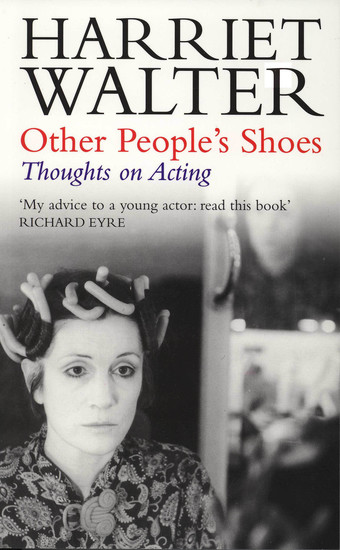 Other People's Shoes - Thoughts on Acting - cover