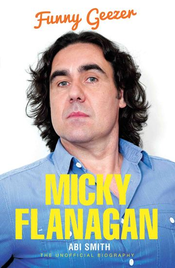 Micky Flanagan - Funny Geezer - cover