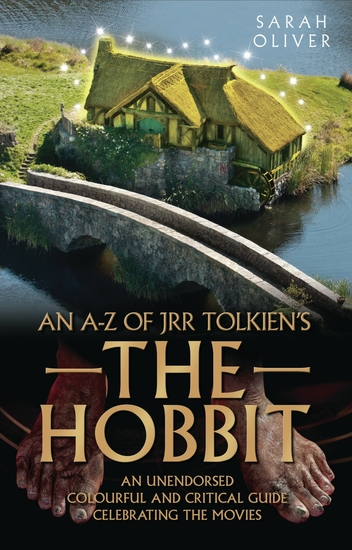 An A-Z of JRR Tolkien's The Hobbit - cover