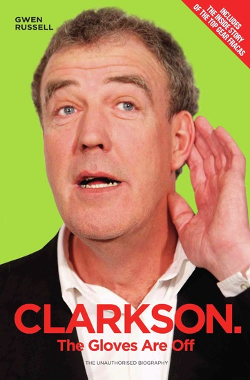 Clarkson - The Gloves Are Off - cover
