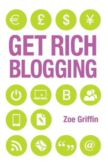 Get Rich Blogging - cover