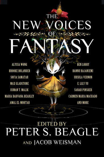 The New Voices of Fantasy - cover