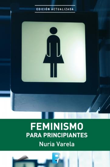 Feminismo para principiantes - cover