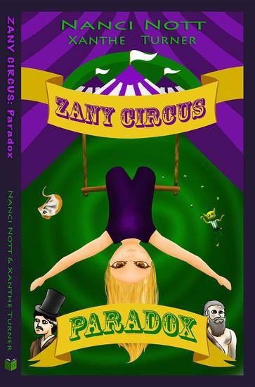 Zany Circus - Paradox - cover