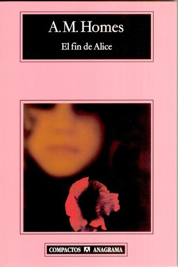 El fin de Alice - cover