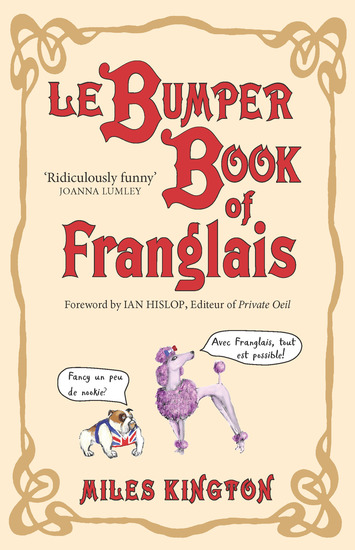 Le Bumper Book of Franglais - cover