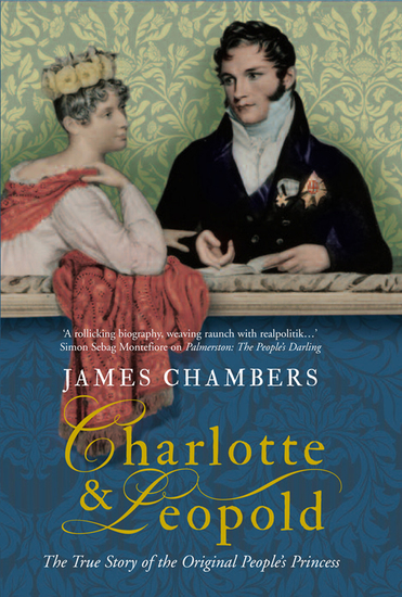 Charlotte & Leopold - The True Story of the Original People's Princess - cover
