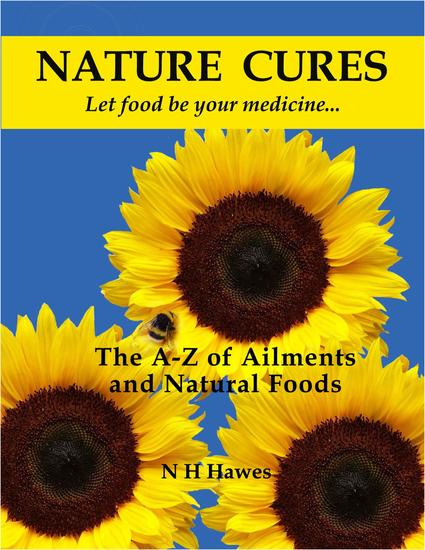Nature Cures - the A to Z of Ailments and Natural Foods - cover