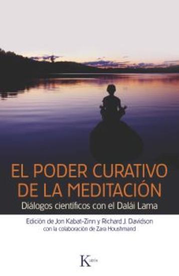 Poder curativo de la meditación el (eb) - cover