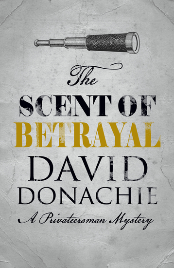 The Scent of Betrayal - cover