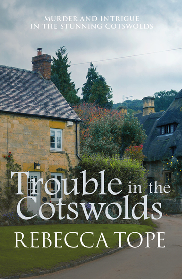 Trouble in the Cotswolds - cover