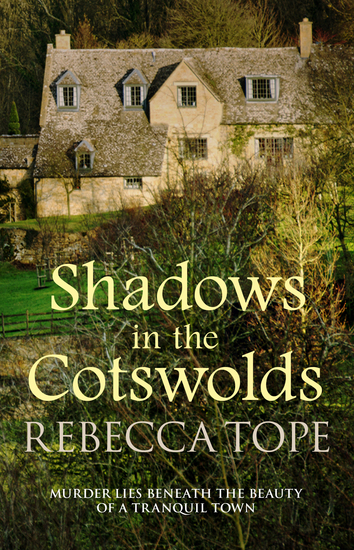 Shadows in the Cotswolds - cover