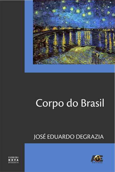 Corpo do Brasil - cover