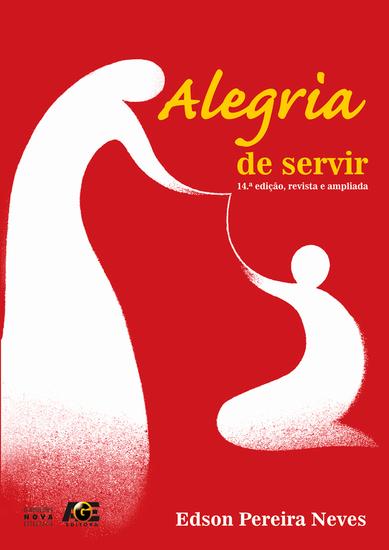 Alegria de Servir - cover