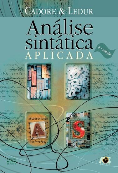 Análise Sintática Aplicada - cover