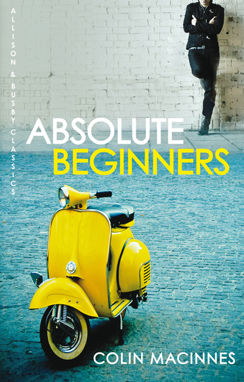 Absolute Beginners - cover