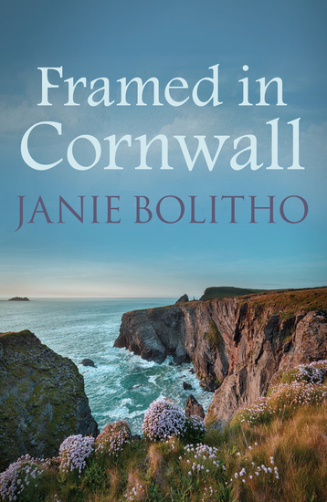 Framed in Cornwall - cover