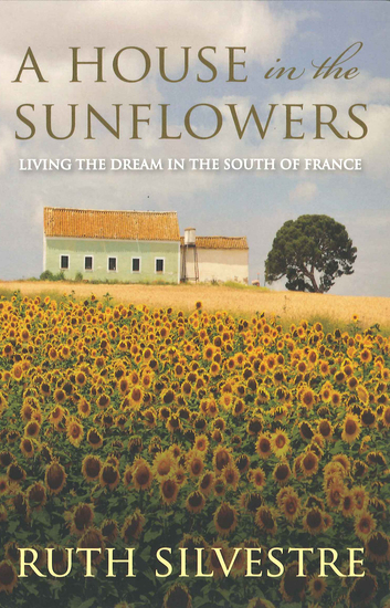 A House in the Sunflowers - cover