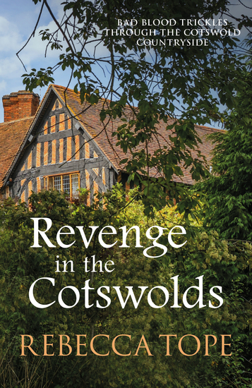 Revenge in the Cotswolds - cover