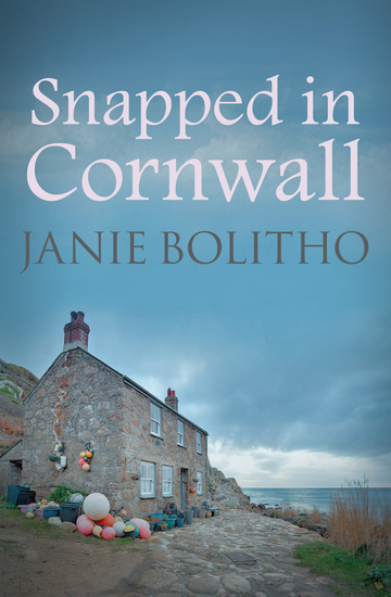 Snapped in Cornwall - cover